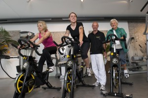Indoor Cycling Spinning Bad Reichenhall Fitness Fuchs